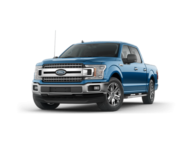 2019 Ford F-150 2WD Supercrew Truck